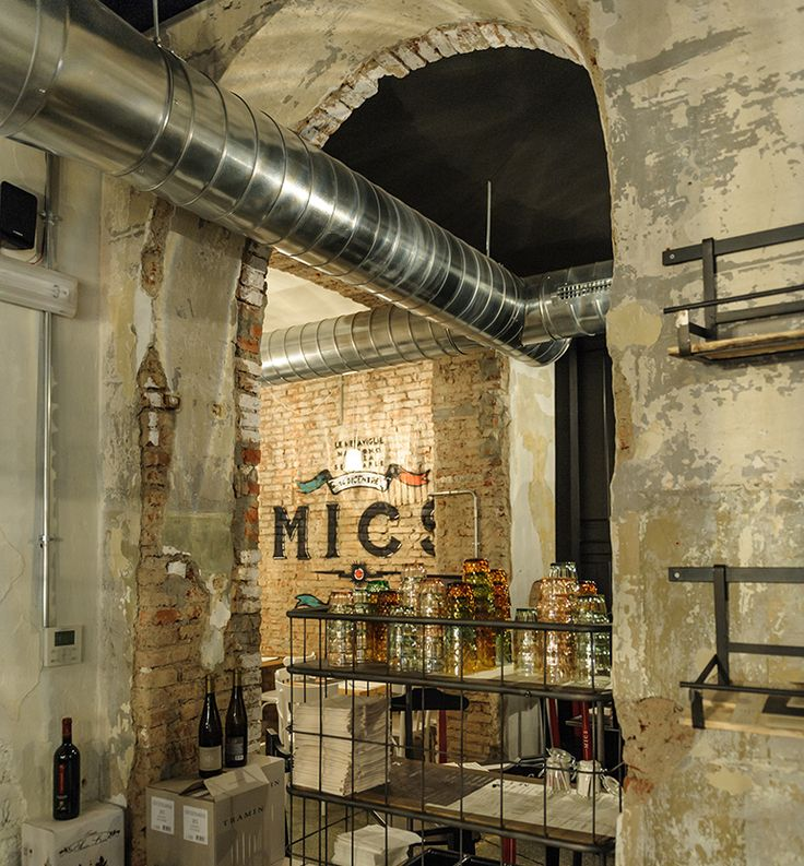 MICS Restaurant, Milano