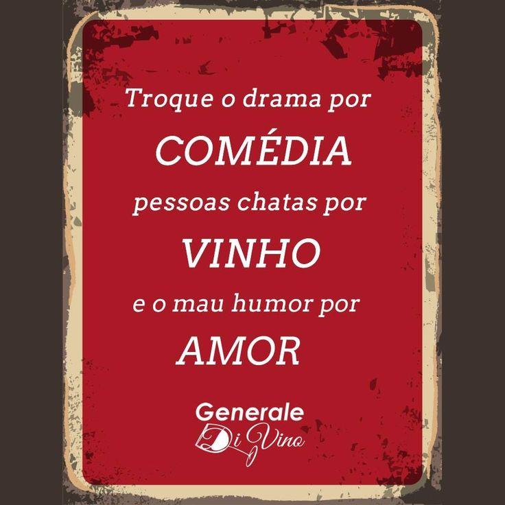 Conhecido 11 best Frases com Vinho images on Pinterest | Frases, Wine  PB66