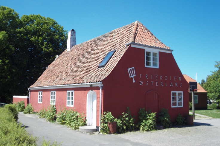 Kay Fiskers nedlagte station - Østerlars