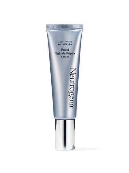 """Neutrogena Rapid Wrinkle Repair Serum """"The technology and ingredients in this serum don't come cheap—it's really impressive to see them in a drugstore product,"""""""