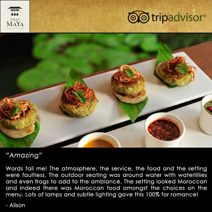 Thank you for making us feel special with those wonderful words and great review, Alison! It is always nice to know that we are loved! :)