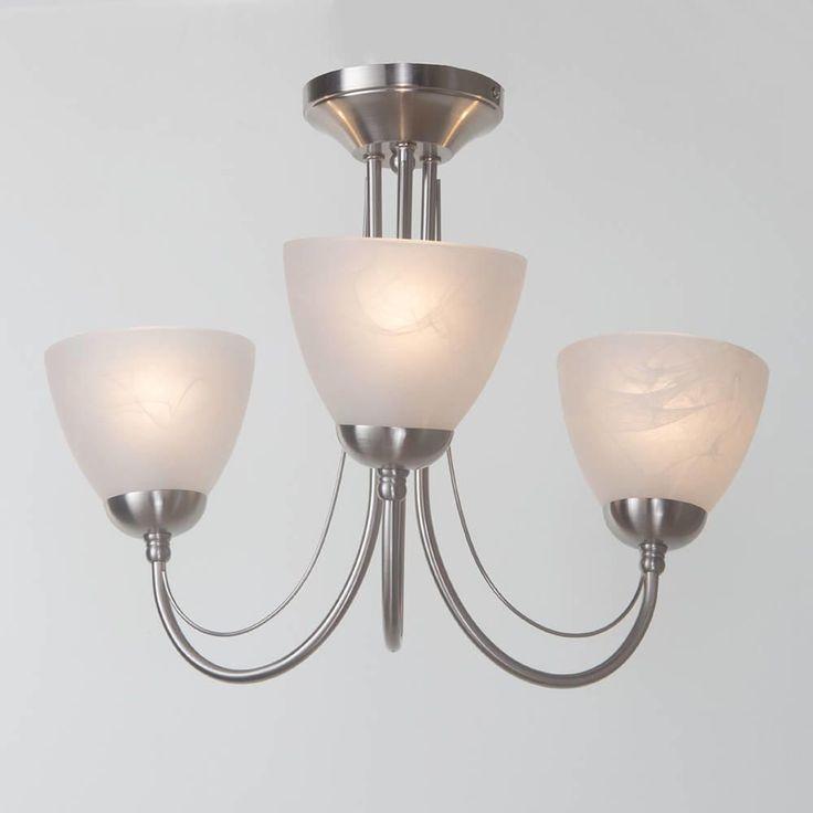 Alabaster Ceiling Light Shade