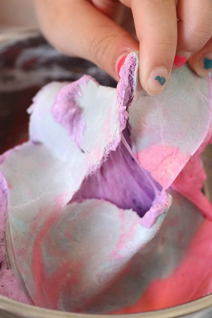 how to make slime easy