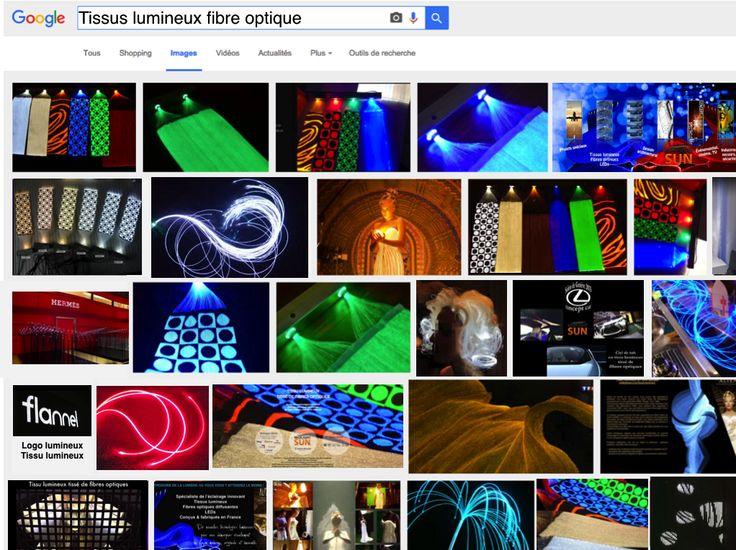 15 Best Tissu Lumineux Fibre Optique Images On Pinterest | New