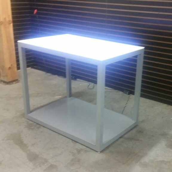 Get It Now At Www.barchefs.com This Light Up Work Table Has A