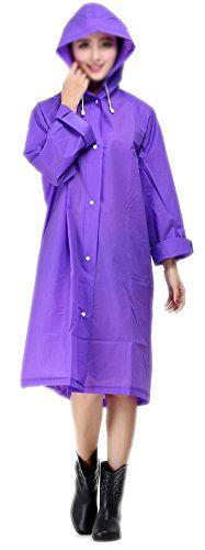 October Elf Women Ladies Hooded Raincoat EVA Rain Jacket ... https://www.amazon.com/dp/B01HPEZCYC/ref=cm_sw_r_pi_dp_x_CfzRxbXDWZGZ2