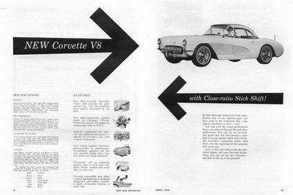 Old car and truck advertisement brochures, Chevrolet