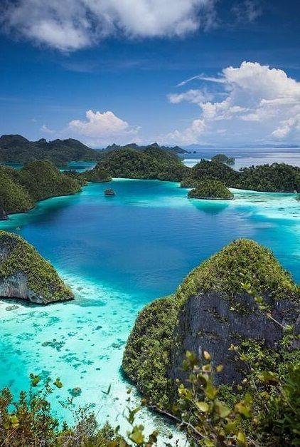 Wayang Islands, Indonesia.