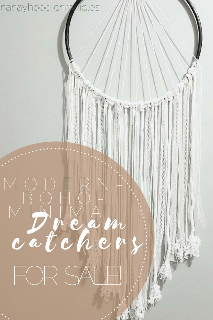 Handmade Dream Catchers for Sale!