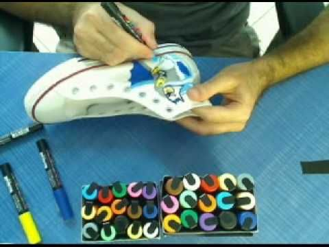 Batman & Hello Kitty shoes