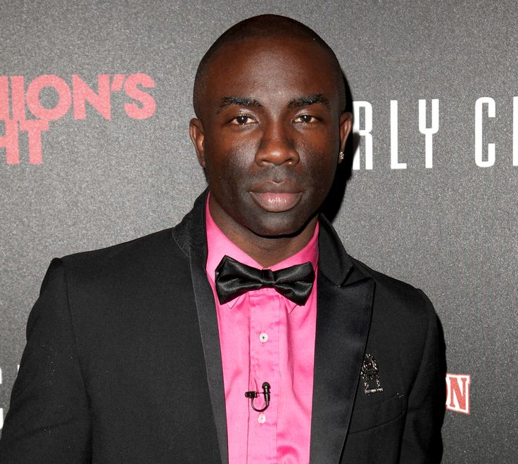 British-American actor and model Sam Sarpong, who was a spokesmodel for Tommy Hilfiger, a host on MTV's Yo Momma, and an actor in several films and TV series, died of an apparent suicide at 40