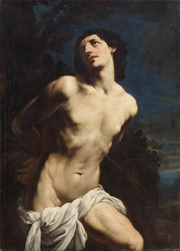 San Sebastian -Guido Reni