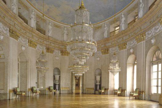 Marmorsaal des Residenzschlosses Ludwigsburg
