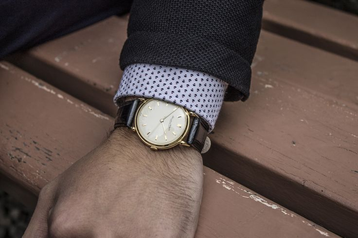 Gorgeous #vintage #watch manufactured by #iwc / #internationalwatchco in 1950