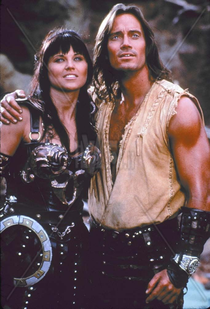lucy lawless and kevin smith | Lucy Lawless Kevin Sorbo ...