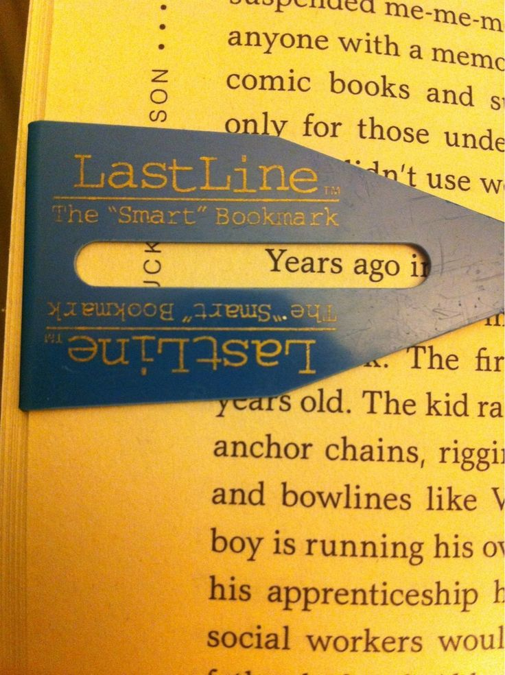 """Could do this type of bookmark with the crafty """"paperclip & tape or ribbon"""" bookmarks that are all over Pinterest."""