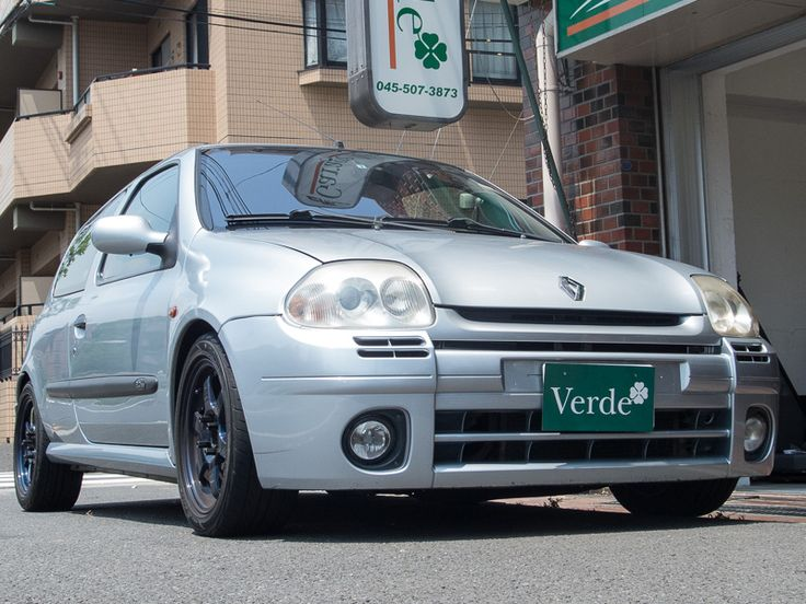 Renault ルーテシア 2.0 RS