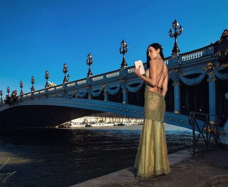 Regina Salpagarova Fashion