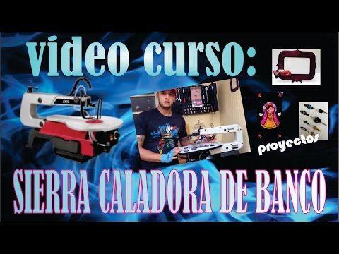 SIERRA CALADORA DE BANCO VÍDEO TUTORIAL CURSO USO Y DEMÁS makita HD - YouTube