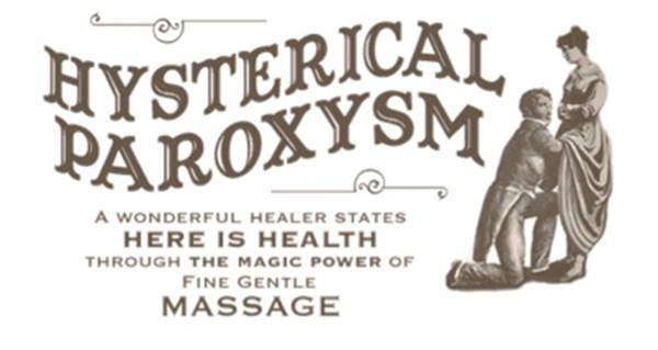 """The History Of """"Female Hysteria"""" And The Sex Toys Used To Treat It"""