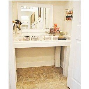 Built In Vanities 11 best built in vanity images on pinterest | dresser, home and