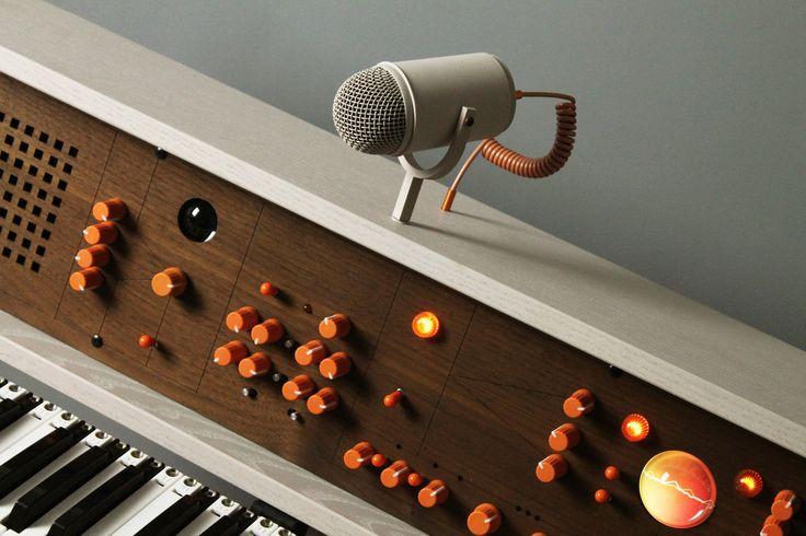 V O X A R R A Y  6 1 Synthesizer