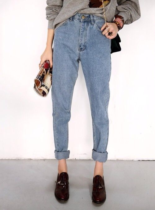 "via They All Hate Us An article in The WSJ Online last week asked the question ""Is This the Beginning of the End for Skinny Jeans?""  with the popularity of the Levi 501 inspired style on the rise. ..."