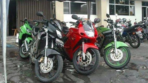 Harga Motor Kawasaki Ninja Bekas Terbaru 2016