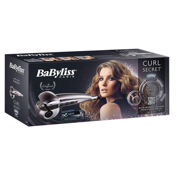 Je hoeft zelf niet te draaien om een mooie krul in je haar te krijgen. De BaByliss C1200E Curl Secret krult het haar volledig automatisch. Kies de krul die bij je stemming past, ga je voor grof, compact of golvend.