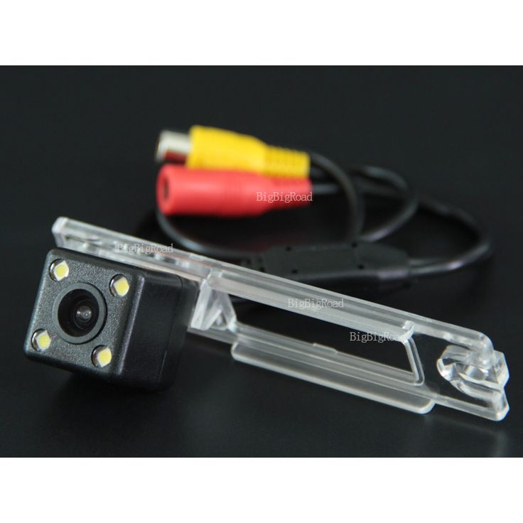 For HAWTAI Boliger 2012--2014 Car Rear View Reverse Backup Camera HD CCD Night Vision parking camera in License Plate Light Hole
