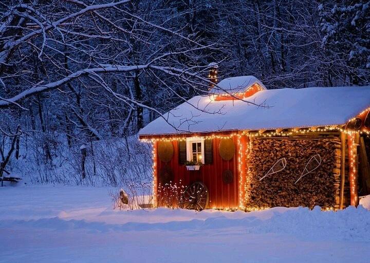 Feliz Navidad!!!   Casas de madera   Pinterest
