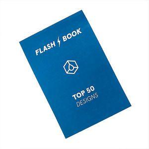 Flash Book – Top 50 Designs