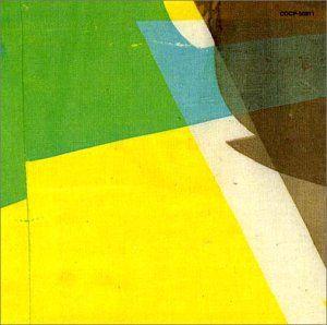 "Harada Ikuko album ""Piano""; jacket by Spoken Words Project."