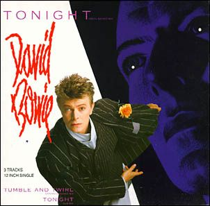 David bowie - tonight 12 inch single cover - Tonight (Iggy Pop song) - Wikipedia, the free encyclopedia