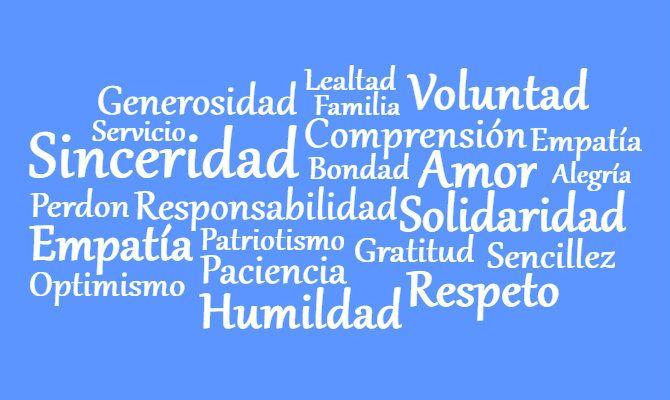 Descubre qué son, cómo se clasifican y las características de la lista de valores humanos que te presentaremos en este artículo.