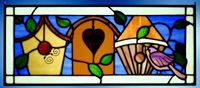 94 Best Stained Glass Images On Pinterest Glass Mosaics