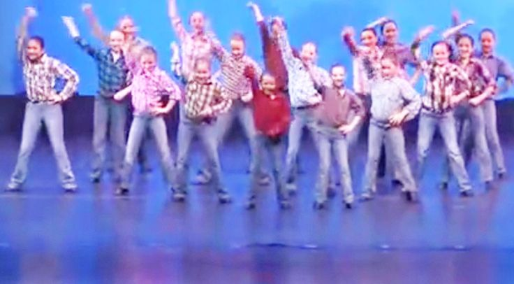 Country Music Lyrics - Quotes - Songs Viral - Adorable Little Girls' 'Cotton-Eyed Joe' Line Dance Will Have You Two-Steppin' Along - Youtube Music Videos https://countryrebel.com/blogs/videos/adorable-little-girls-dance-to-cotton-eyed-joe-will-have-you-two-steppin-along