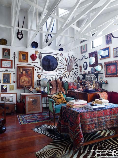 Maximalism done right, in Mexico City.