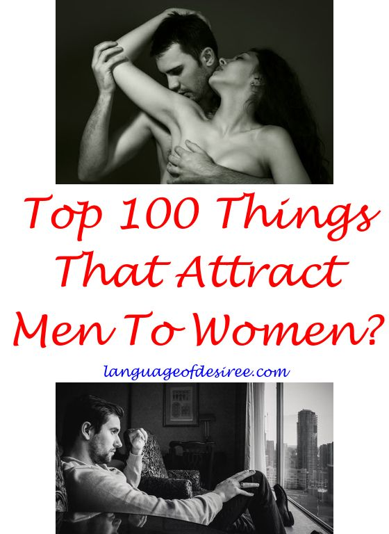 To most attracted men woman a are in What