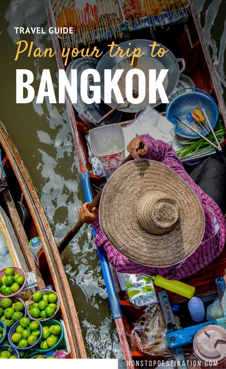 Plan Your Luxury Trip to Bangkok A 5Step Travel Guide