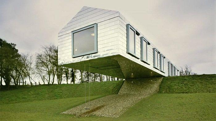 Winy Maas z MVRDV popisuje svůj slavný dům na hraně
