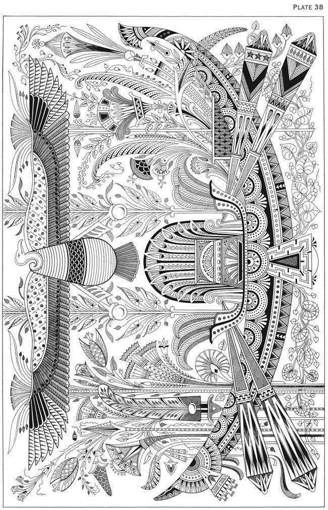 egyptian art deco - Google Search
