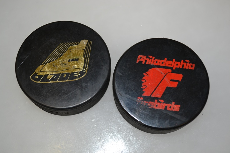 Erie Blades and Philadelphia Firebirds, North American Hockey League