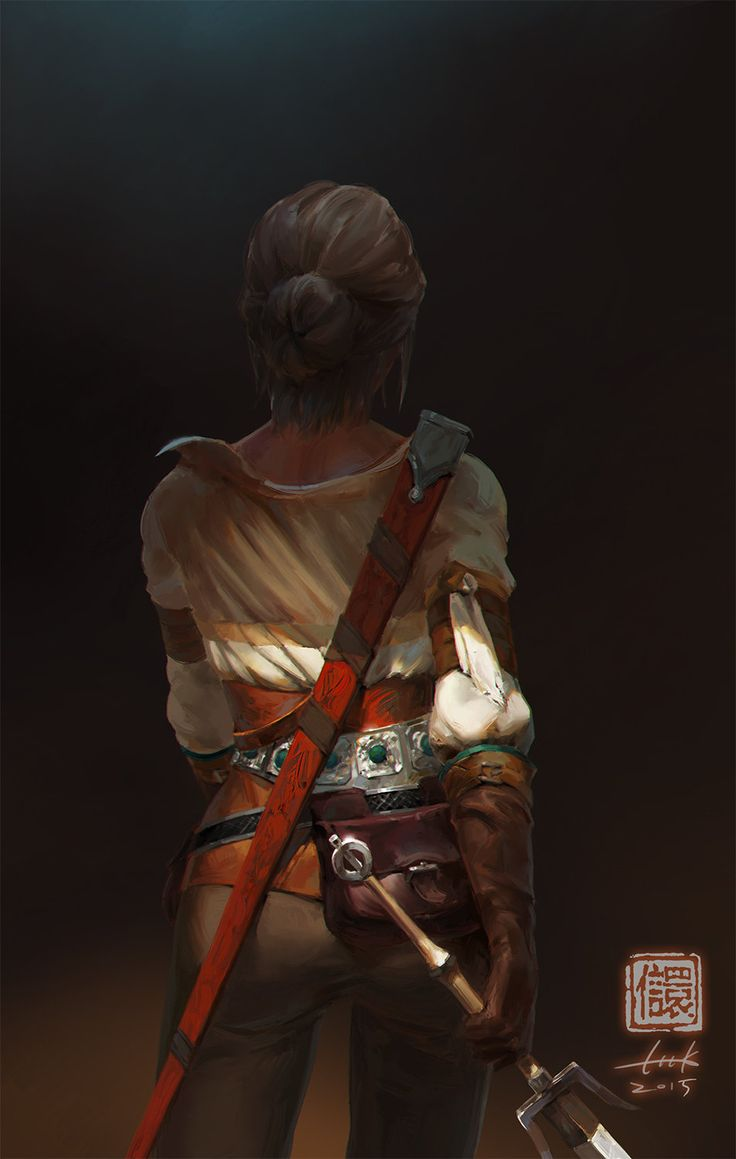 Ciri, Kan Liu(666K信譞) on ArtStation at https://www.artstation.com/artwork/ciri-6db3bbb9-e070-413e-be6e-4ef53b6a4580