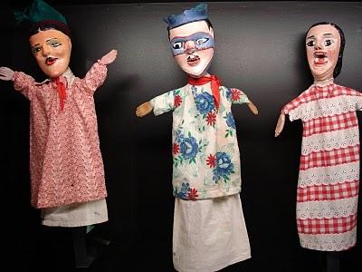 Museu da Marioneta, Lisboa.
