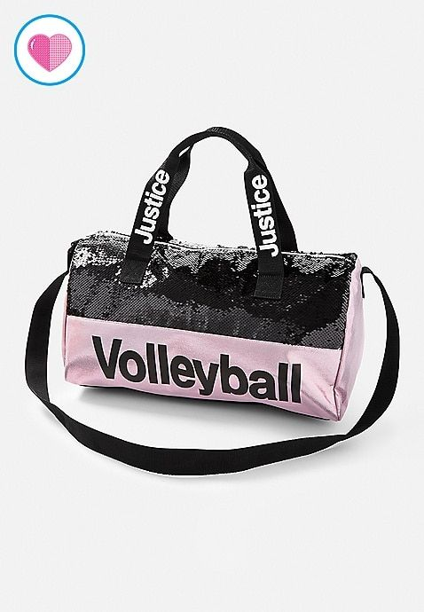 14bafea1725e Volleyball Flip Sequin Duffle Bag