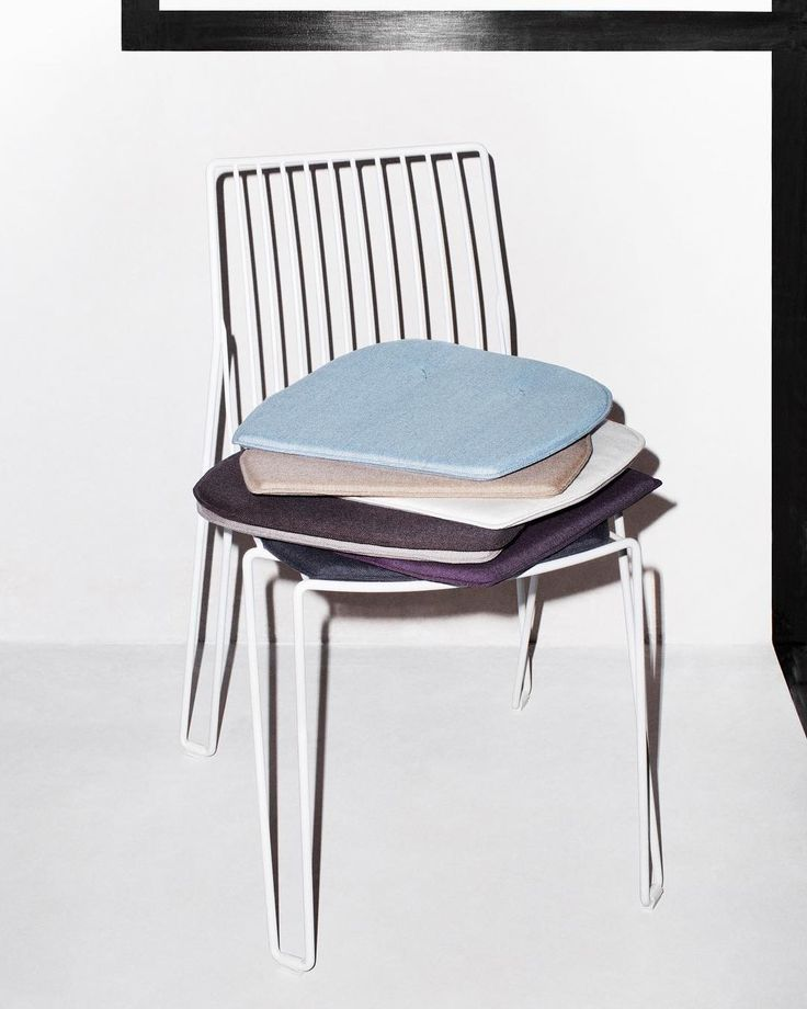 Massproductions - Tio Chair with Seat Pads