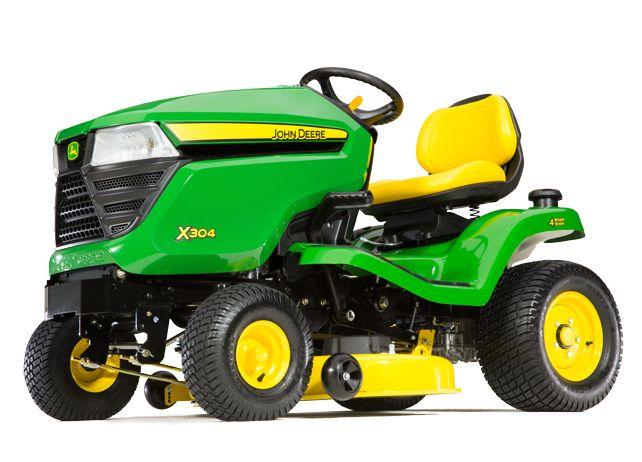 JohnDeere X304 X300 Select Series Lawn Tractors JohnDeere.com