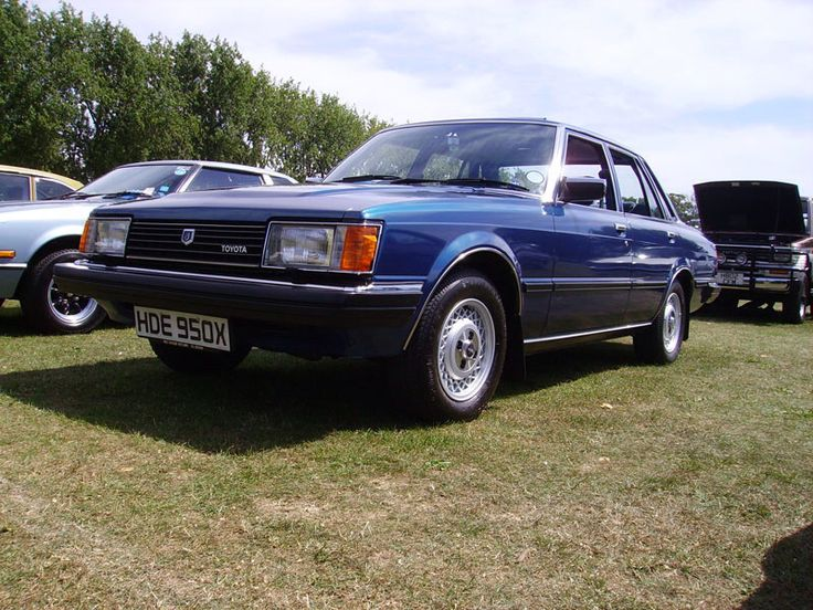 1981 Toyota Cressida 2.0GL