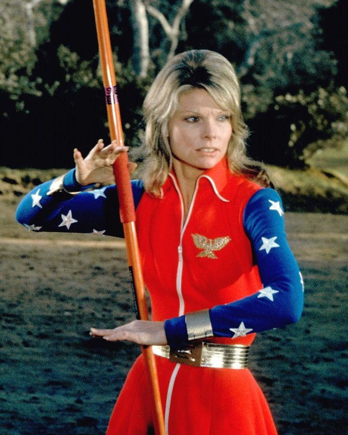 Cathy Crosby as Wonder Woman